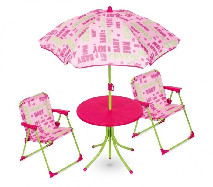 3177110 conjunto de mesas y sillas de jard n para ni os for Conjunto de mesas y sillas jardin