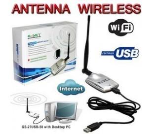 Antena wifi amplificador de señal notebook wi-fi