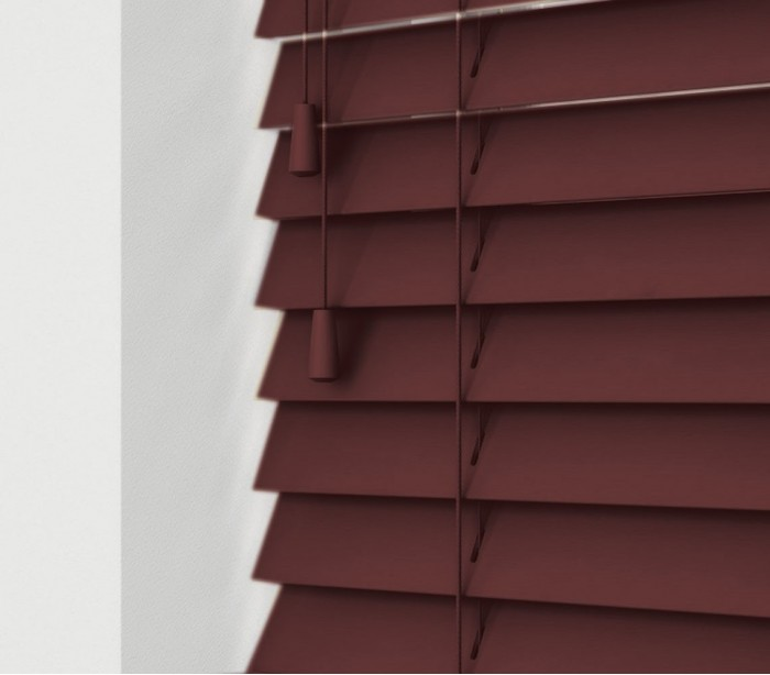 032066 persiana veneciana para interior 120x160 de pvc con - Persiana veneciana madera ...