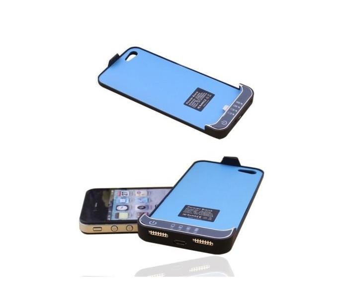 Funda cargador compatible con iphone 5 5s 5c 2500 mah - Funda bateria iphone 5c ...