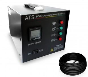 65299A Cuadro de intervención automático ATS VINCO monofásico con cable