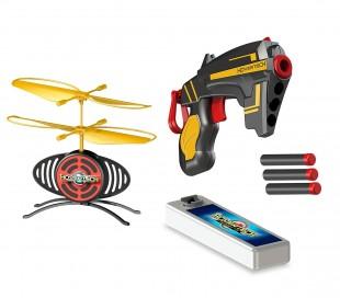 156595 Drone Hover tech target fx modelo GIOCHI PREZIOSI con pistola y 3 dardos
