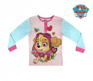 22-2278 Pijama de invierno para niñas motivo Paw Patrol Skye talla de 3 a 6 años