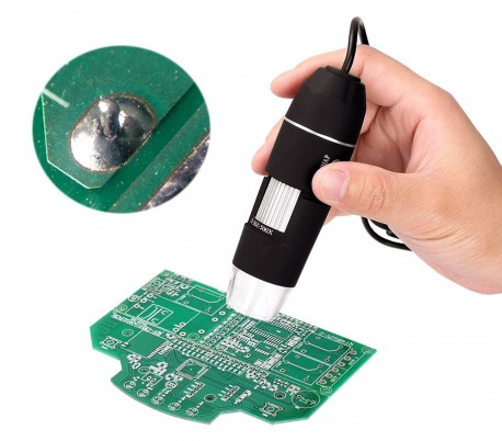 342349 Microscopio digital 500 X usb lente de integración portátil usb 2.0