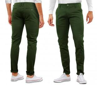 D1071 Pantalón chino 3-D JEANS para hombre mod. LINUX talla de la 44 a la 54