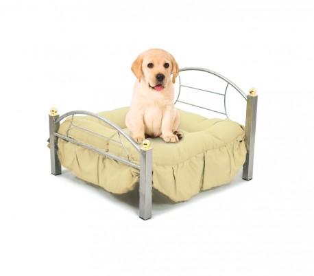 B224 cama para perros y gatos de hierro forjado snoopy 56 for Cama para perros
