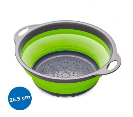 4356 Colador de silicona suave para pasta plegable ø 24,5 centimetrosr