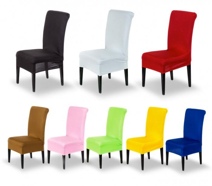 4350 funda para silla tej do el stico e ideal para cocina for Fundas para sillas comedor