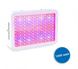 4373 Lámpara LED 1000W cultivación de plantas interior 100 LEDS de 10W cada uno