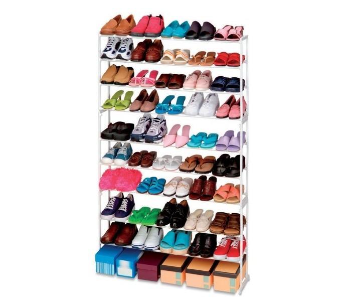 Zapatero 50 Pares De Zapatos Organizador Del Armario Para
