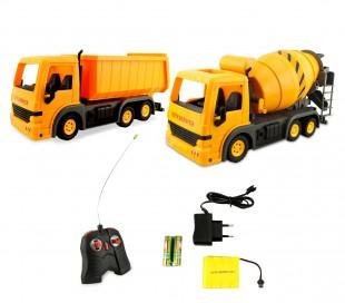 121476 Camión o hormiguera de juguete con mando radiocontrol y batería