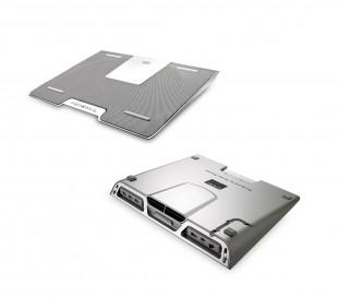 """Soporte para notebook de 12 a 17"""" COOLER MASTER NotePal con 4 puertos USB"""