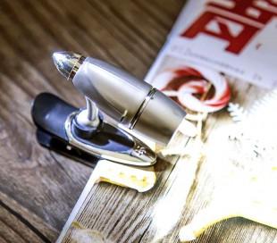 752232 Lámpara de lectura LUZ LED clip cómodo para sujeción con pilas incluidas