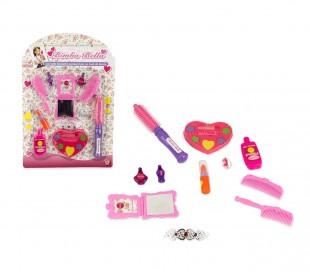 104559 Set juego para niña SALÓN DE BELLEZA BIMBA BELLA cepillo y maquillaje