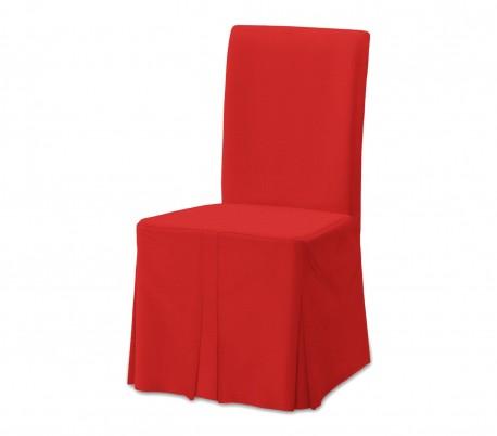 518430 Pack 2 fundas para silla ROJO NAVIDAD en TNT idelaes para navidad