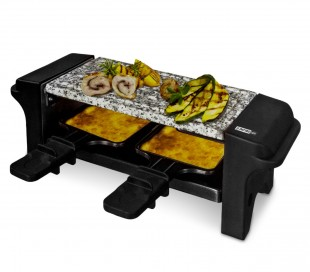 871100 Mini placha raclette con piedra para cocer DICTROLUX multifunción 350W