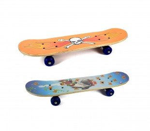 122655 Skateboard deportivo UMP STYLE 60 x 20 cm la plataforma es de madera