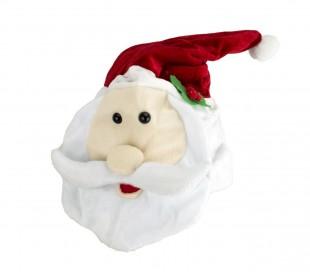Sombrero musical BABY CHRISTMAS con movimiento y sonidos 37 x 23 x 13 cm