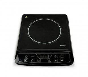 871900 Placa de inducción DICTROLUX 2000W con 6 programas de cocción 25x25cm
