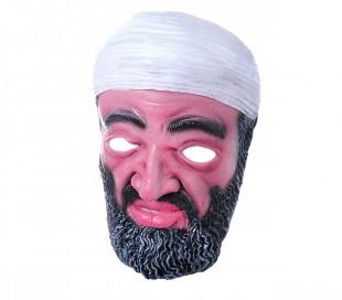 441608 Máscara de disfraces para carnaval TERRORIST talla única