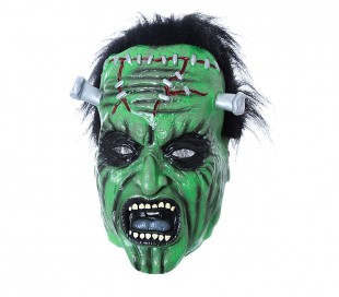 8bb19c5f90cb0 441619 Máscara para disfraces de carnaval FRANKESTEIN talla única
