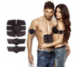 365413 Smart Fitness tonificante electroestimulador brazos abdominales piernas