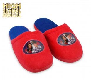 305-445 Zapatillas invierno con interior felpa High School Musical talla 38-39