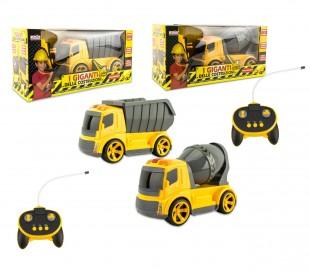 120455 Camión o hormiguera de juguete con radio control con luces y sonidos