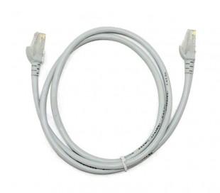 045353 Cable Ethernet 1,5 metros LAN CAT6 RJ45 contactos chapados en oro 10Gps