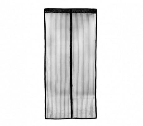 Mosquitera de cortina con cierre magnético para jardín y casa anti-mosquitos