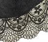 H857 Conjunto sensual SAMANTHA top sujetador y bragas lencería bordada en encaje