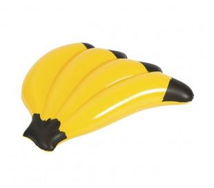 43160 Colchoneta inflable en forma de plátano BESTWAY 139 x 129 cm