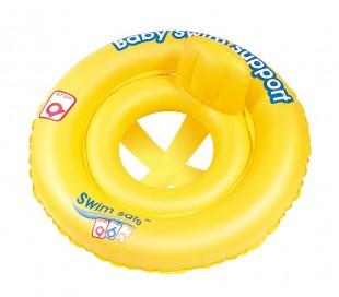 32096 Flotador para bebés con braga de seguridad BESTWAY diámetro 69 cm