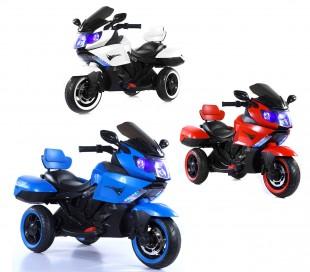 B37500 Motocicleta eléctrica SIDNEY para niños con luces y sonidos 12V