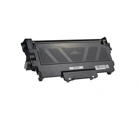 Toner compatible TN2220 Brother HL 2240-2270DW-2250-7360-7460-7860 2600 PG