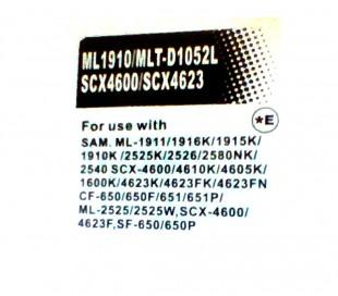 Tóner compatible SAMSUNG MLT-D1052S SAMSUNG ML1910 SAMSUNG ML1915