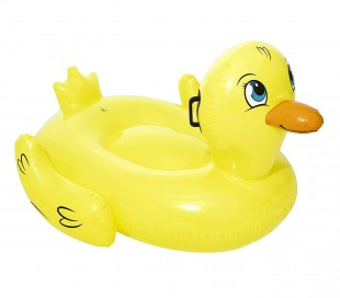41102 Hinchable para niños en forma de Pato 135 x 91 cm