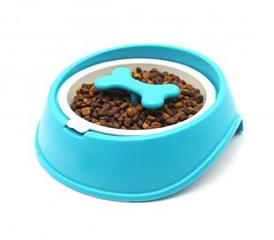 060360 Cuenco original para perros gatos anti-asfixia y mejor digestión 20cm