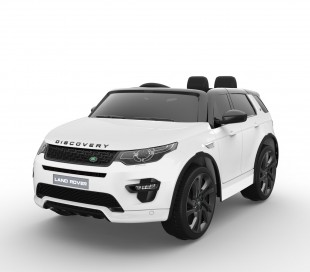 "LT881 Coche eléctrico LAND ROVER DISCOVERY 12V pantalla 4 "" y MP4"