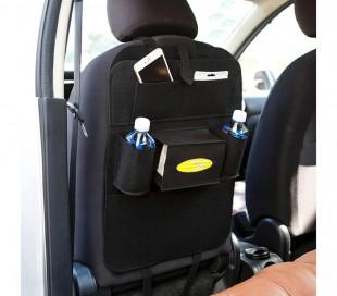 176640 Organizador para el asiento del coche múltiples bolsillos WOOL COOL HOT