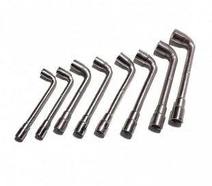 Conjunto compuesto de 8 piezas llaves de pipa llega a lugares de difícil acceso