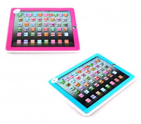 Y-pad touch aprender Inglés, juegos de aprendizaje, tablet para niños
