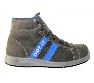 Zapatos de trabajo para hombre LEWER antideslizantes mod. AC84N S3 linea DOT.IT
