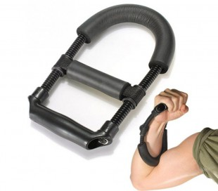 10748 Herramienta de entrenamiento Arm Grip para músculos antebrazo con mango