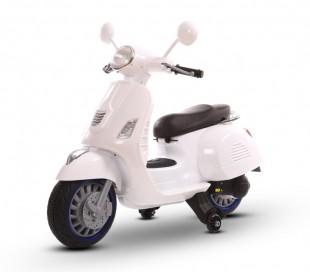 LT 858 Scooter eléctrico para niños HAPPY doble velocidad monoplaza 6/12V