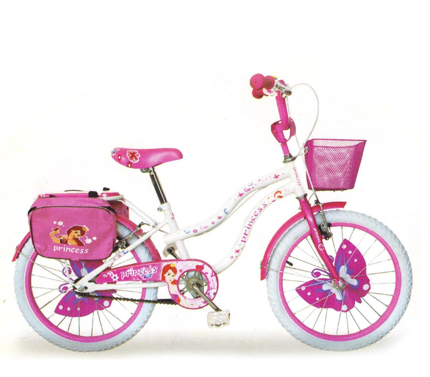 Bicicleta para niñas PRINCESS medida 20\