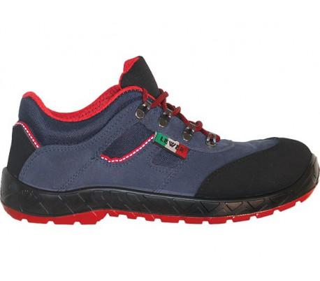 Zapatos seguridad para mujer LEWER antideslizante 500 S3 linea EVOLUTION 2.0