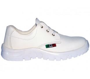 Zapatos seguridad unisex LEWER antideslizante ALIMENTARE chiusa 3900N S2 CLASSIC