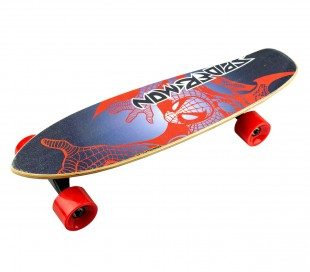 Skateboard eléctrico 70cm BSCI FUSE control remoto wireless 15km/h KING DRAGON