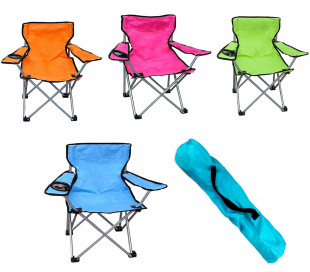 276877 Silla plegable ONSHORE para camping y jardín FLORIDA para niños